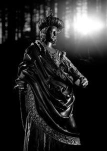 Die Schwarzen Mander. © Stephan Elsler http://www.stephanelsler.com. Cimburgis von Masovien (* 1394 in Warschau; † 28. September 1429 in Türnitz, Niederösterreich), Großmutter Maximilians väterlicherseits.