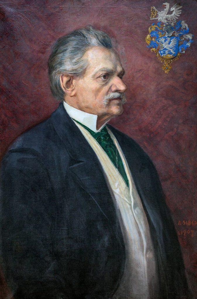 Dr. Franz Josef Theodor Freiherr von Kathrein (* 25. März 1842 in Salurn, Südtirol; † 2. Oktober 1916 in Innsbruck) war Tiroler Landeshauptmann von Tirol vom 27. 08. 1904 bis 2.10.1916. Dr. Theodor Freiherr von Kathreins Vater war Volksschullehrers in Salurn. Seine Gymnasialzeit verbrachte er in Bozen, Trient und Venedig. Neben dem Studium an der Universität Innsbruck arbeitete er als Zeitungsredakteur. Nach der Promotion zum Dr. iur. im Jahr 1871 wurde er den Rechtsanwalt mit Sitz in Hall (Konzipientenpraxis in Wien und Kaltern). Seine politische Laufbahn begann in der Gemeinde Hall: Gemeindeausschuss ab 1880, Bürgermeister von 1895 bis 1904. 1883 wurde er in den Landtag gewählt, 1884 auch in den Reichsrat in Wien. Seine Tätigkeit im Budgetausschuss des Reichstages (Obmann ab 1890), als Vizepräsident (von 1893 bis 1897) und Präsidenten des Abgeordnetenhauses (1897) zeichneten ihn aus. Am 27. August 1904 ernannte der Kaiser Theodor Kathrein zum Landeshauptmann. Er setzte sich für Autonomie der Italiener ein und vermittelte zwischen den katholisch-konservativen und christlich-sozialen Abgeordneten. Er genoss außergewöhnliches Vertrauen des Kaisers. 1908 ernannte ihn der Kaiser zum Mitglied des Herrenhauses; 1910 erhob er ihn in den Freiherrenstand; 1912 verlieh er ihm die Würde eines geheimen Rates. Theodor Kathrein hat das Amt des Landeshauptmannes bis zu seinem Todestag ausgeübt.