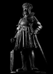Die Schwarzen Mander. © Stephan Elsler http://www.stephanelsler.com. Philipp der Schöne (*1478 in Brügge; † 1506 in Burgos/Spanien), Sohn Maximilians, Herzog von Burgund, König von Kastilien und León